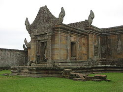 Preah Vihear Temple, for which the province is named after