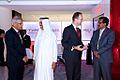 Premier Motors Unveils the Jaguar F-TYPE in Abu Dhabi, UAE (8740736116).jpg