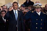 President Obama salutes the United States Coast Guard 130121-Z-QU230-374.jpg