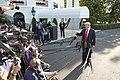 President Trump Departs the South Lawn (47965981468).jpg