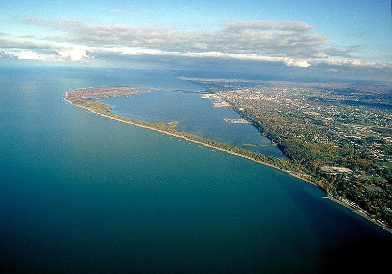 Image:Presque Isle Pennsylvania aerial view.jpg