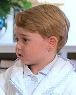 Prince George of Cambridge color fix