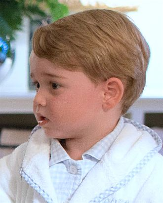 Prince George of Cambridge - Prince George in 2016