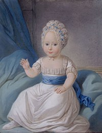 Princess Louise Augusta by Sturz 1771