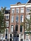 prinsengracht 729 across