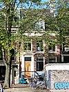 prinsengracht 813 across