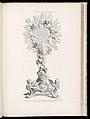 Print, Frontispiece, Soleil executé en argent pour les religieuses Carmelites de Poitiers en 1727, Livre d'Orfeverie d'Eglise, Treisieme Livre des Oeuvres de J. A. Messionnier (Silver Sun Made by the (CH 18222577-2).jpg