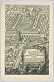 """Print, Title page, """"Il Campo Marzio dell'Antica Roma,"""" from part 20 of """"The Complete Works of Giovanni Battista Piranesi"""", 1800 (CH 18493031).jpg"""