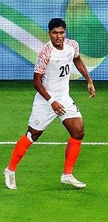 Pritam Kotal Indian association football player