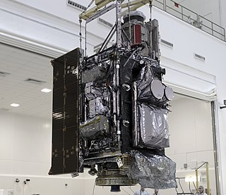GOES-17 Geostationary Operational Environmental Satellite