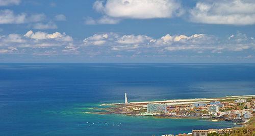 Punta Hidalgo Tenerife Mapa.Punta Del Hidalgo Wikipedia La Enciclopedia Libre