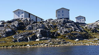 Qernertunnguit a part of the Quassussuup Tungaa district in Nuuk
