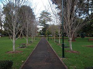 East Toowoomba, Queensland - Queens Park, 2014
