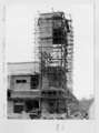 Queensland State Archives 6455 Scaffolding at Everton Park June 1959.png