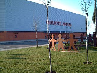 Quijote Arena - Image: Quijote Arena