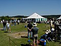 Quoits Championship, Pit Village, Beamish Museum, 13 July 2003.jpg