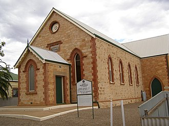Quorn, South Australia - Image: Quorn Methodist Church