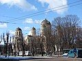 Rīgas Kristus Piedzimšanas pareizticīgo katedrāle (1884 arh. R.Pflūgs), Brīvības bulvāris 23, Rīga, Latvia - panoramio (1).jpg