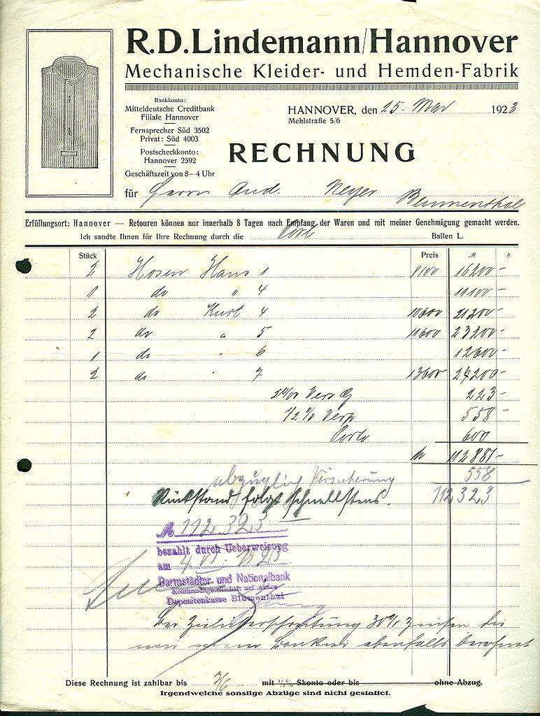File:R. D. Lindemann Hannover Mechanische Kleider- und