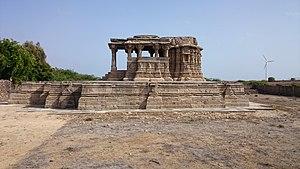 Rama Lakshamana Temple, Baradia - Image: RAM LAXMANA OR SAMB LAXMANA TEMPLE @ BARADIA 1