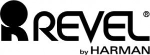 Revel Audio - Image: REVEL by HARMAN Logo 300x 111