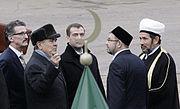 RIAN archive 172139 Dmitry Medvedev visits Kazan