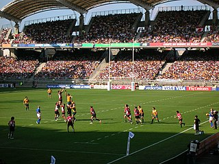 Japan at the Rugby World Cup