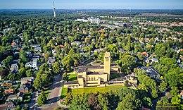 Raadhuis & Media Park, Hilversum