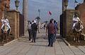 Rabat Entrance Mausoleum Mohammad V.JPG