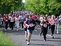 Race For Life, on Durdham Downs - geograph.org.uk - 171581.jpg