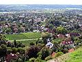Radebeul Hoflößnitz mit Schlossberg.jpg