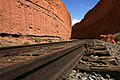Railroad Track through Bootlegger Canyon dyeclan.com - panoramio.jpg