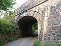 Railway bridge near Cheston - geograph.org.uk - 169684.jpg