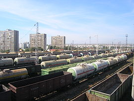 Railway station Zhgulevskoe more.JPG