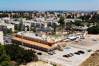 Ramla Place in Israel