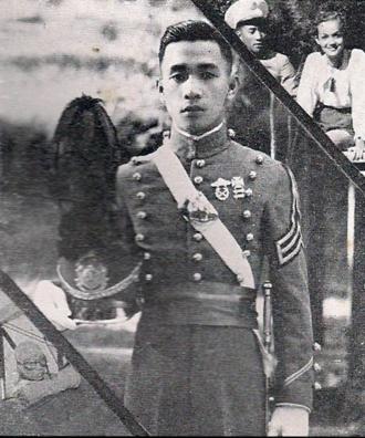 Ramon A. Alcaraz - Philippine Military Academy photo - Class of 1940