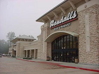 Randalls - Image: Randalls food markets
