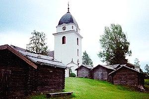 Rättvik - Rättvik Church