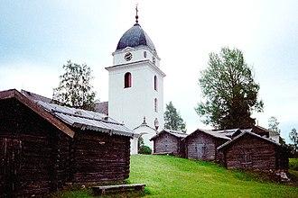 Rättvik Municipality - Rättvik's church