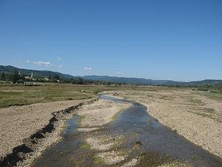 Râșca (Moldova) river in Romania