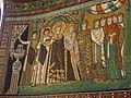 Ravenna Basilica of San Vitale mosaic Theodora.jpg