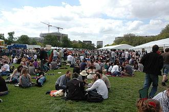 Beer festival - Reading Beer Festival 2009