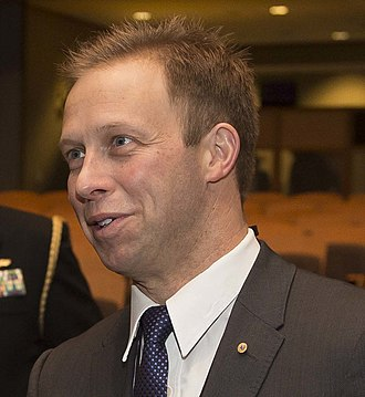 Chief of Navy (Australia) - Image: Rear Adm. Mike Noonan (cropped)