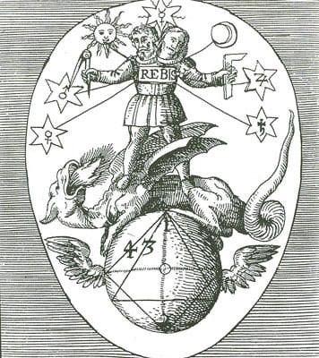 Rebis Theoria Philosophiae Hermeticae 1617