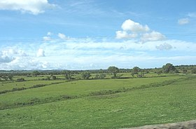 Reclaimed farmland on the western edge of the Malltraeth Marsh - geograph.org.uk - 877746.jpg