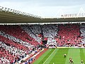 Red and White Stripes at St Mary's Stadium - geograph.org.uk - 431347.jpg