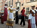 Reenactment of the entry of Casimir IV Jagiellon to Gdańsk during III World Gdańsk Reunion - 006.jpg