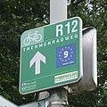 Regede - Bad Radkersburg R12 (EuroVelo 9) kerékpárút jelzése 2018-07-21.JPG