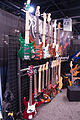 Regenerate Guitar Works - basses and guitars - 2014 NAMM Show.jpg