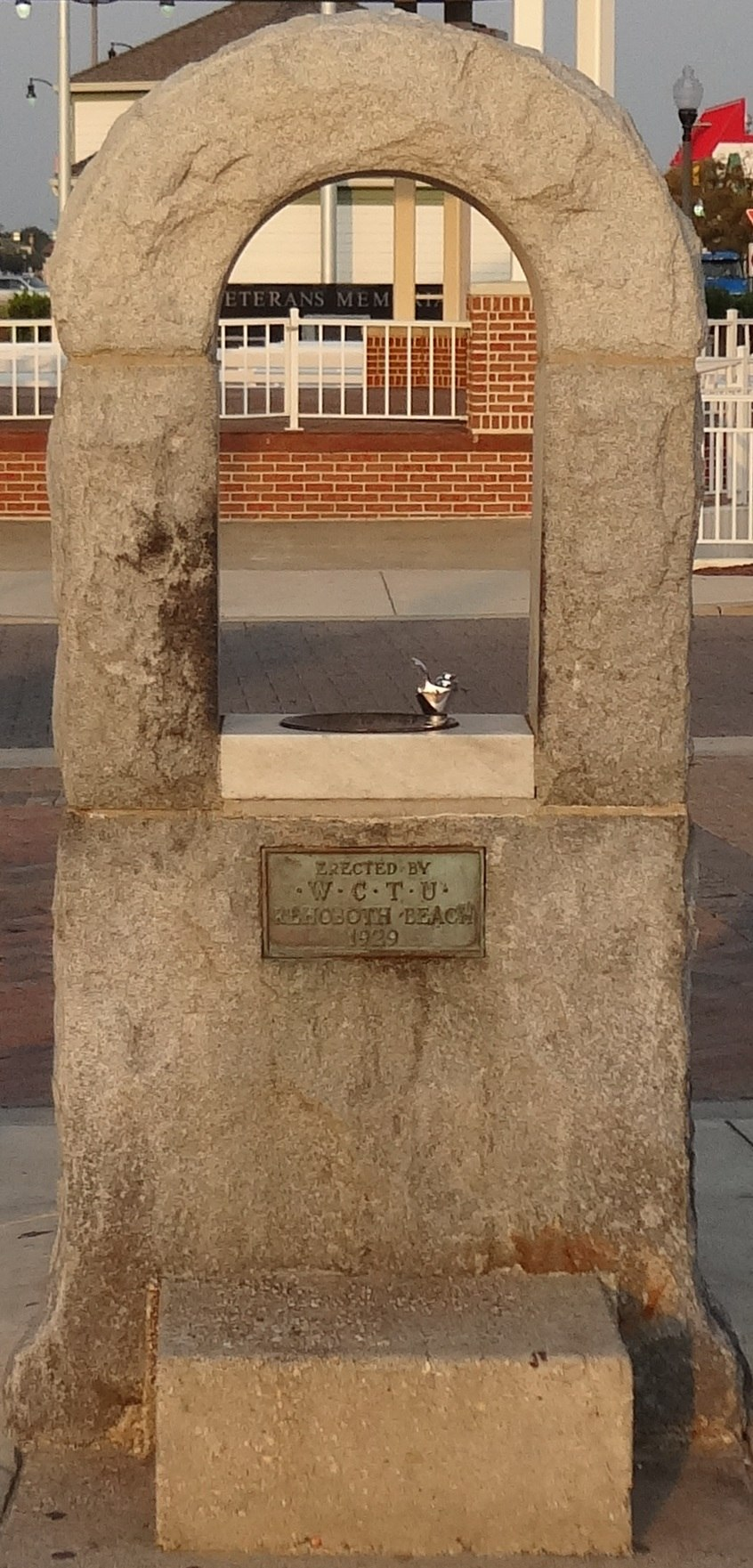 Rehoboth WCTU Fountain (Sussex County, Delaware)